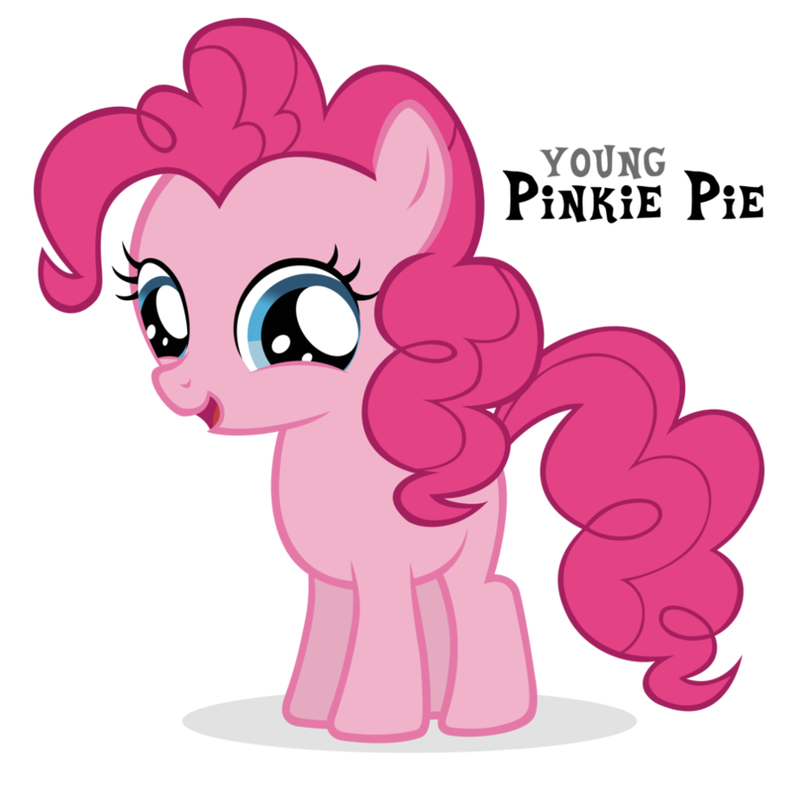 My Little Pony Pinkie Pie Transparent Png Clipart Free Download
