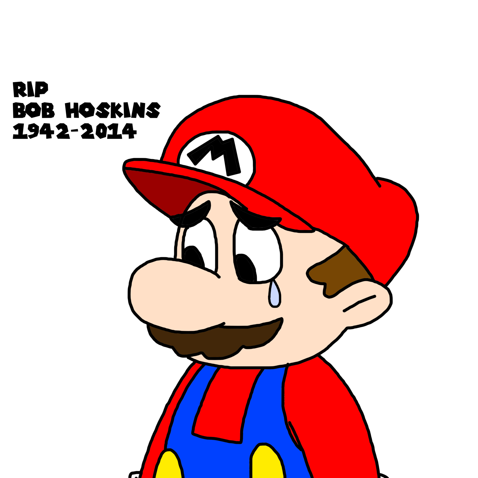 Sad mario png. Makes a tribute to