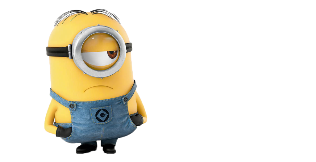 Sad minion png. By costaria on deviantart