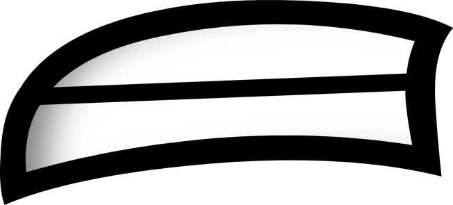 Sad mouth png. Image teath shaded object