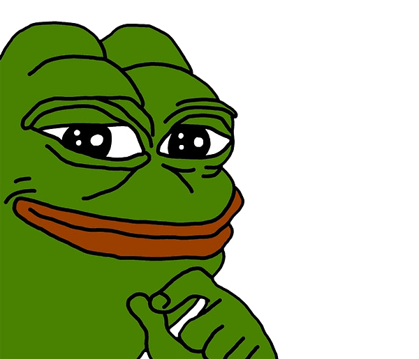 Pepe vector angry transparent. Download free png smug