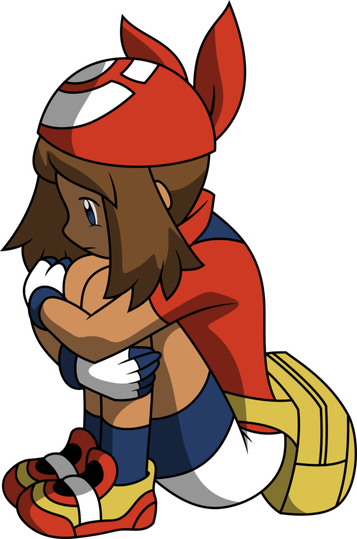 Sad pokemon png. May is by jackspade