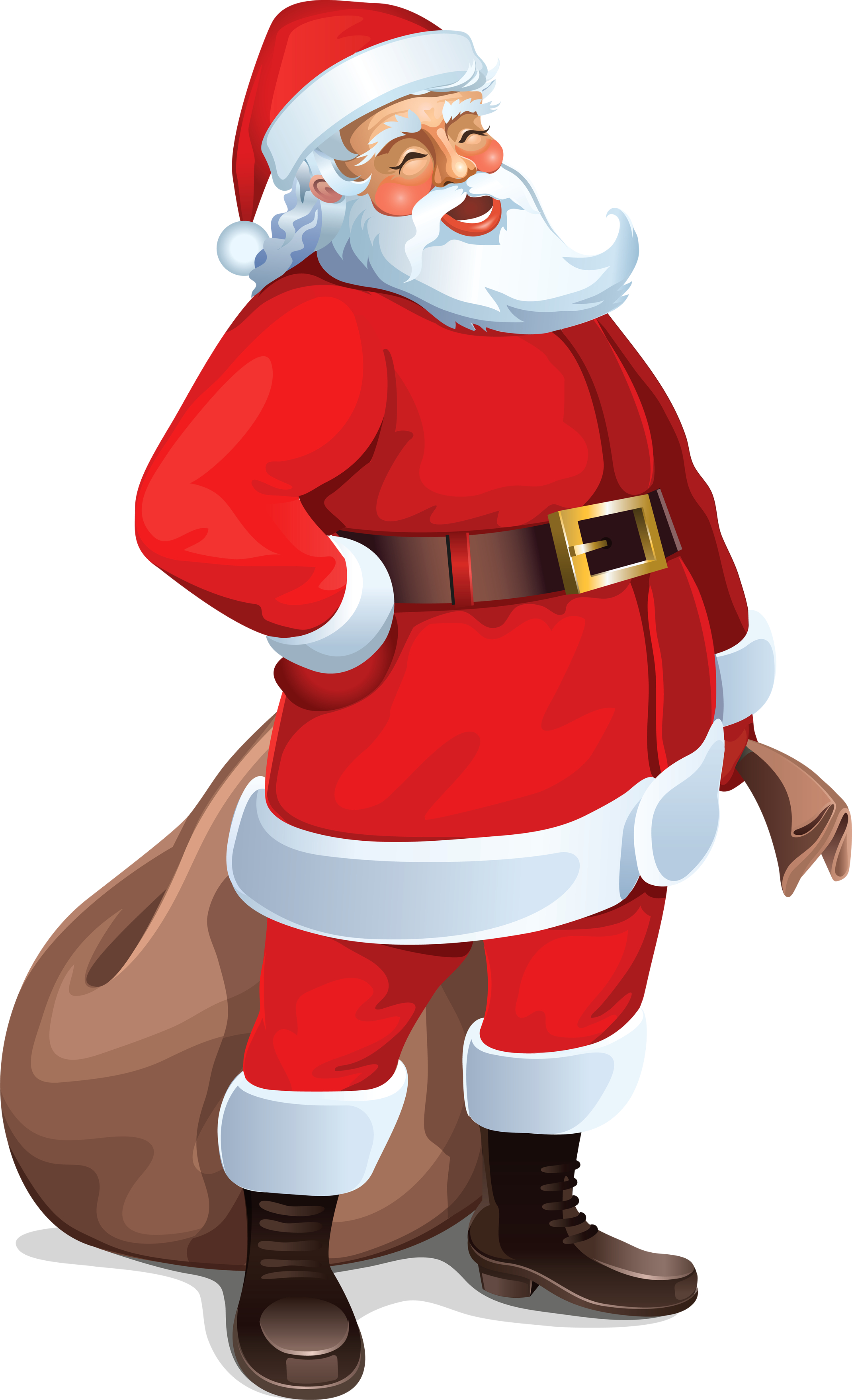 Sad santa png. Download claus free hq
