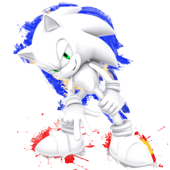 Sad sonic png. Pin by amy bird