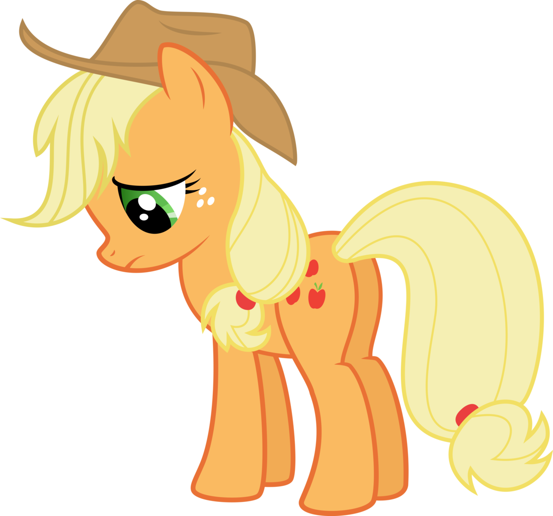 applejack artist tryhardbrony. Sad vector clip freeuse library