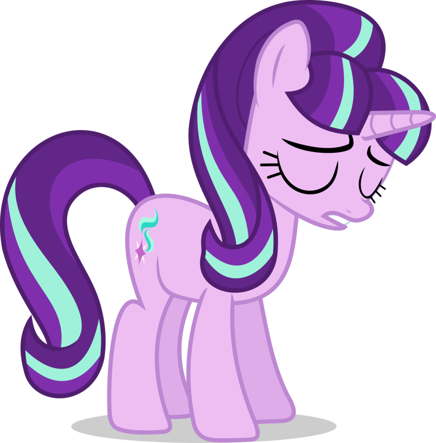 Mlp fim starlight glimmer. Sad vector vector library download