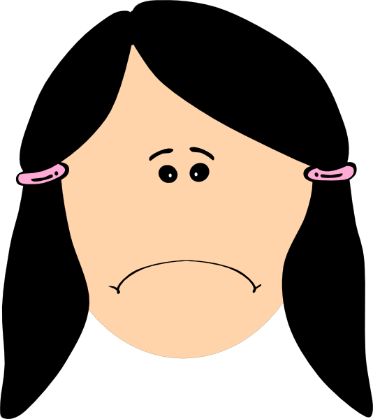 Sadness clipart sad man. Child clip art panda