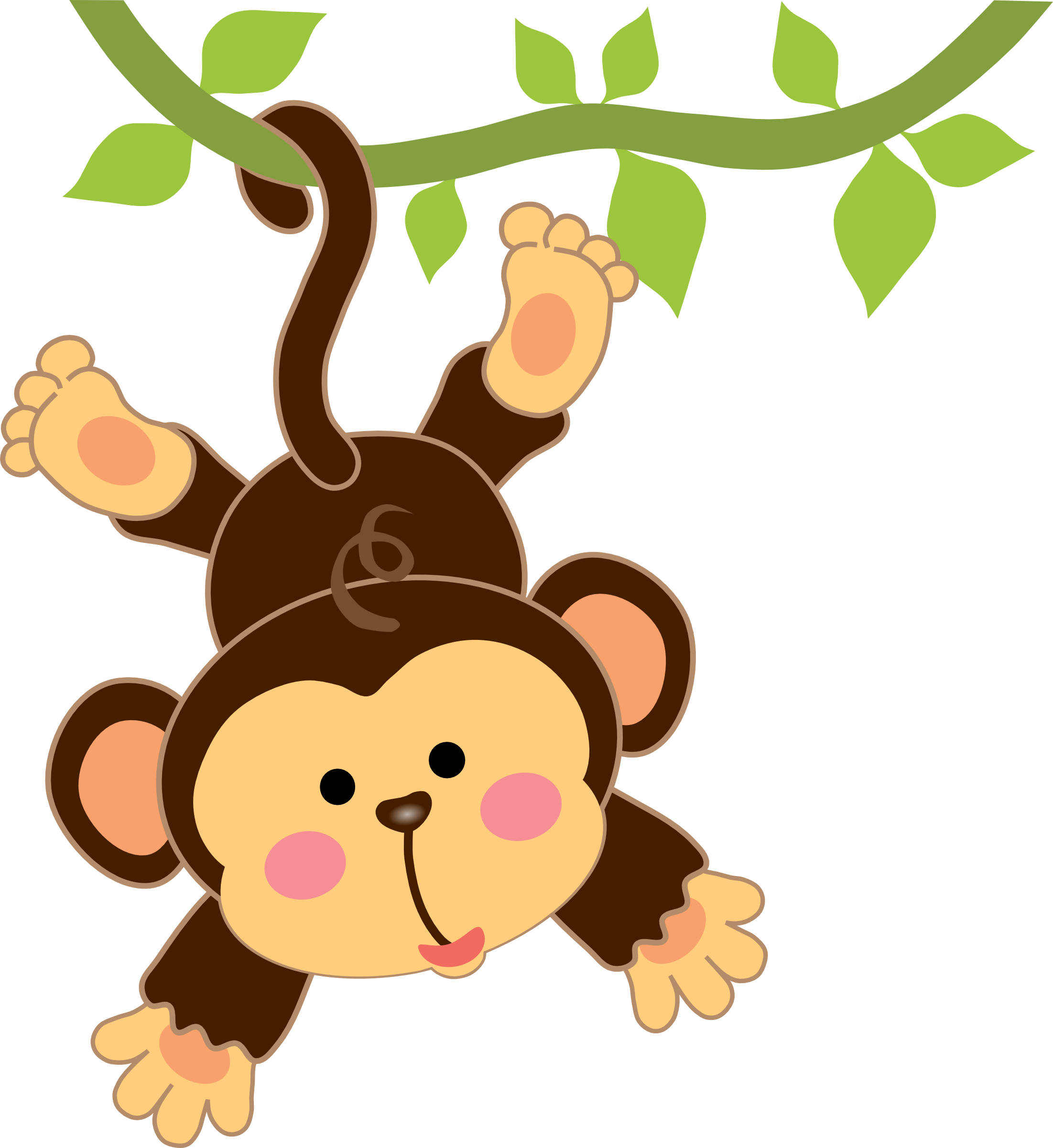 collection of jungle. Safari drawing svg freeuse download