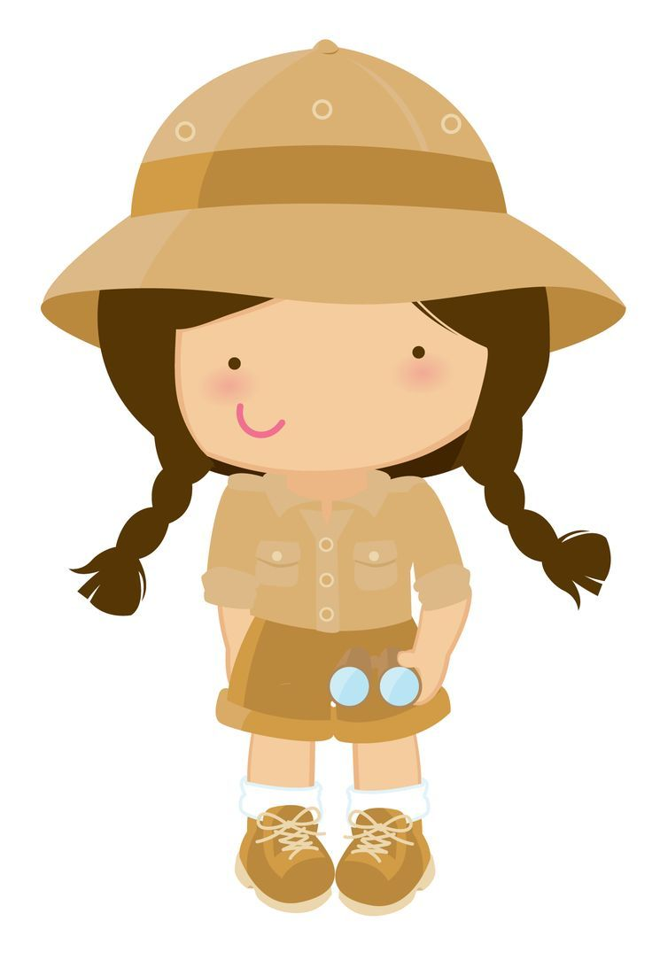 Safari clipart child. Image result for children