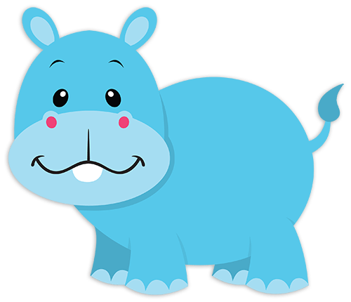 Safari clipart hippo. Images for kids image
