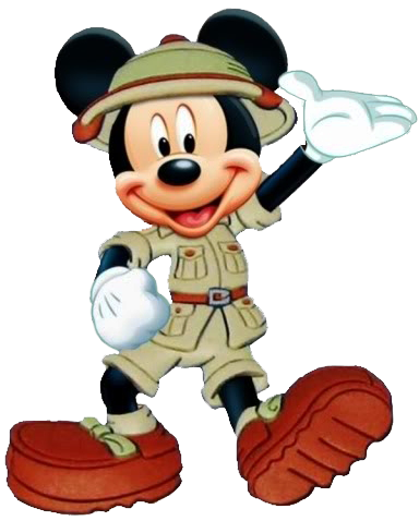 1f01492aeb9e0 Safari Mickey Mouse Transparent   PNG Clipart Free Download - YA ...