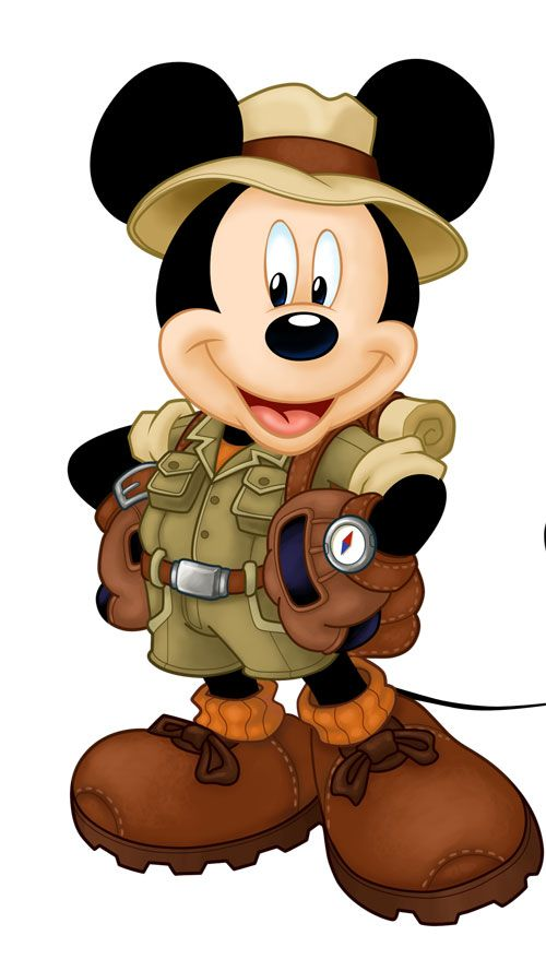 Safari clipart minnie mouse. Best mickey images