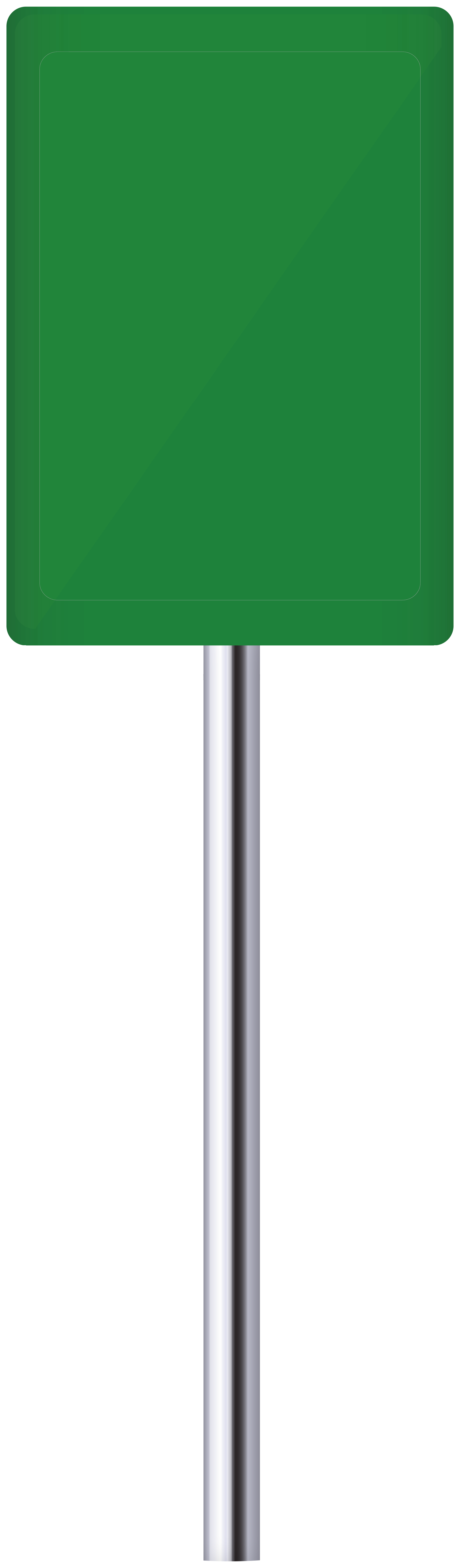 Safe clipart empty. Green sign png clip