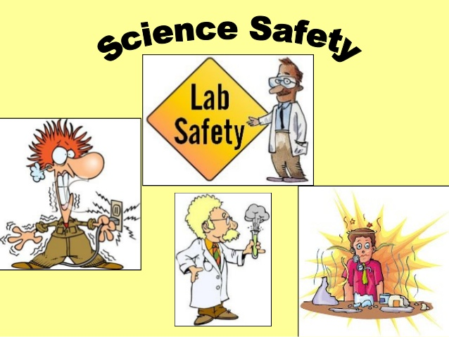 Safe clipart lab safety. Introduction science dangers in