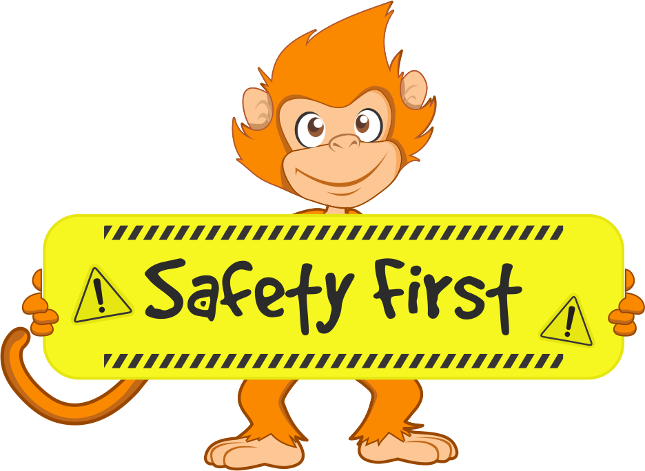 Safe clipart site safety. Guideline x dumielauxepices net