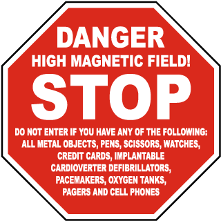 Safe clipart safety signage. Mri signs warning stop