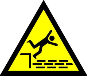 Safety clipart. Fall