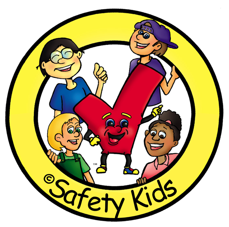 Safety clipart personal safety. Kids inc about us