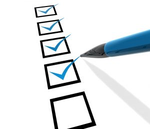 safety clipart safety checklist