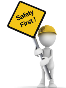 Safety clipart safety matter. Precautions