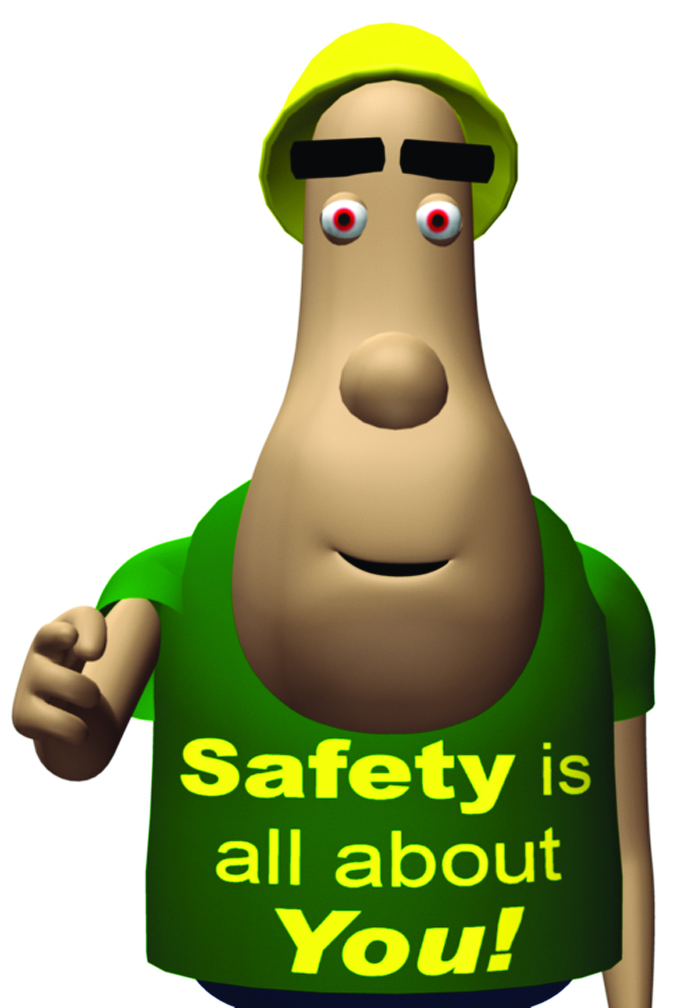 Safety clipart safety matter. Poems slogans prayers clips