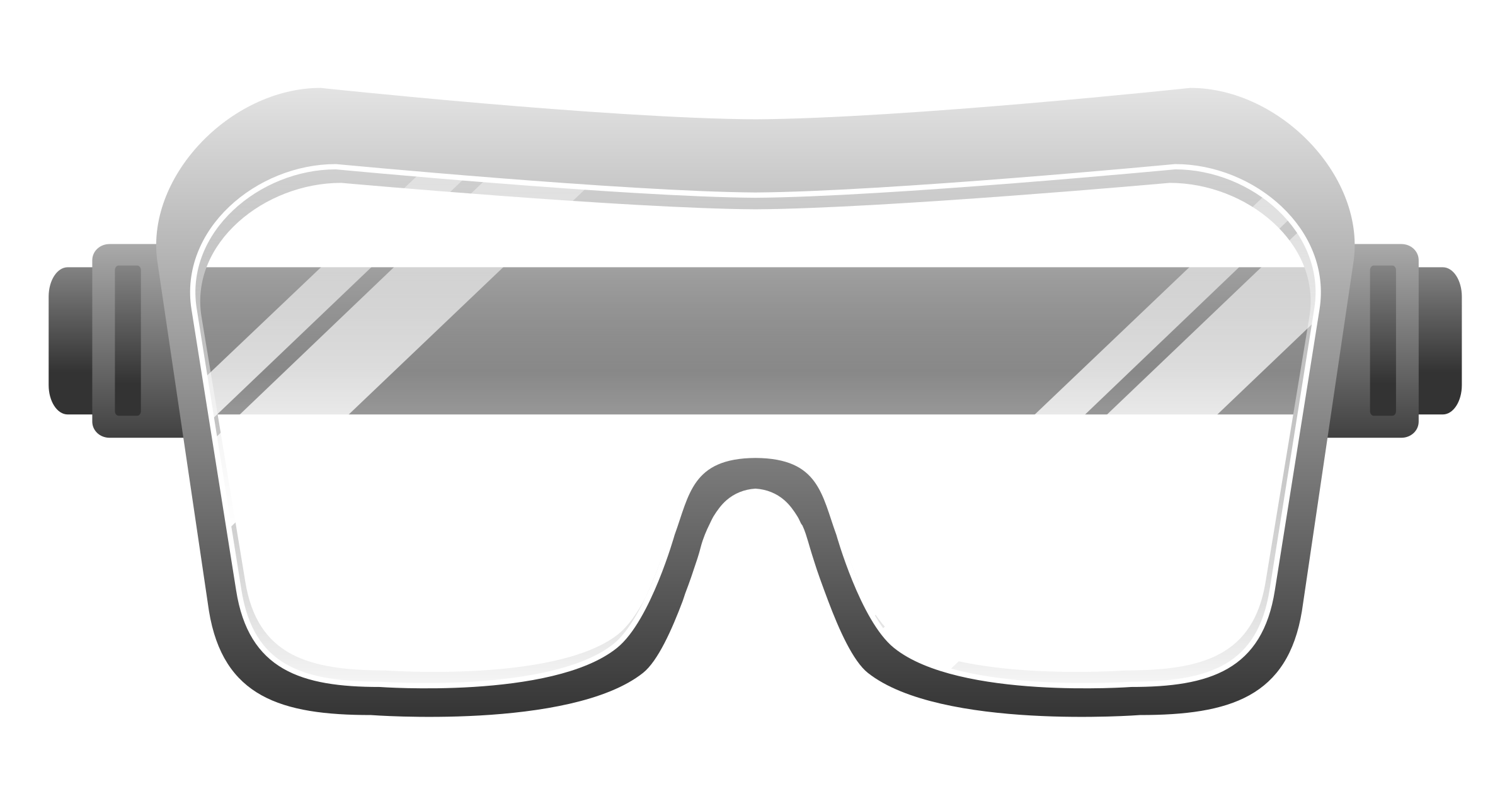 collection of safety. Goggles transparent png