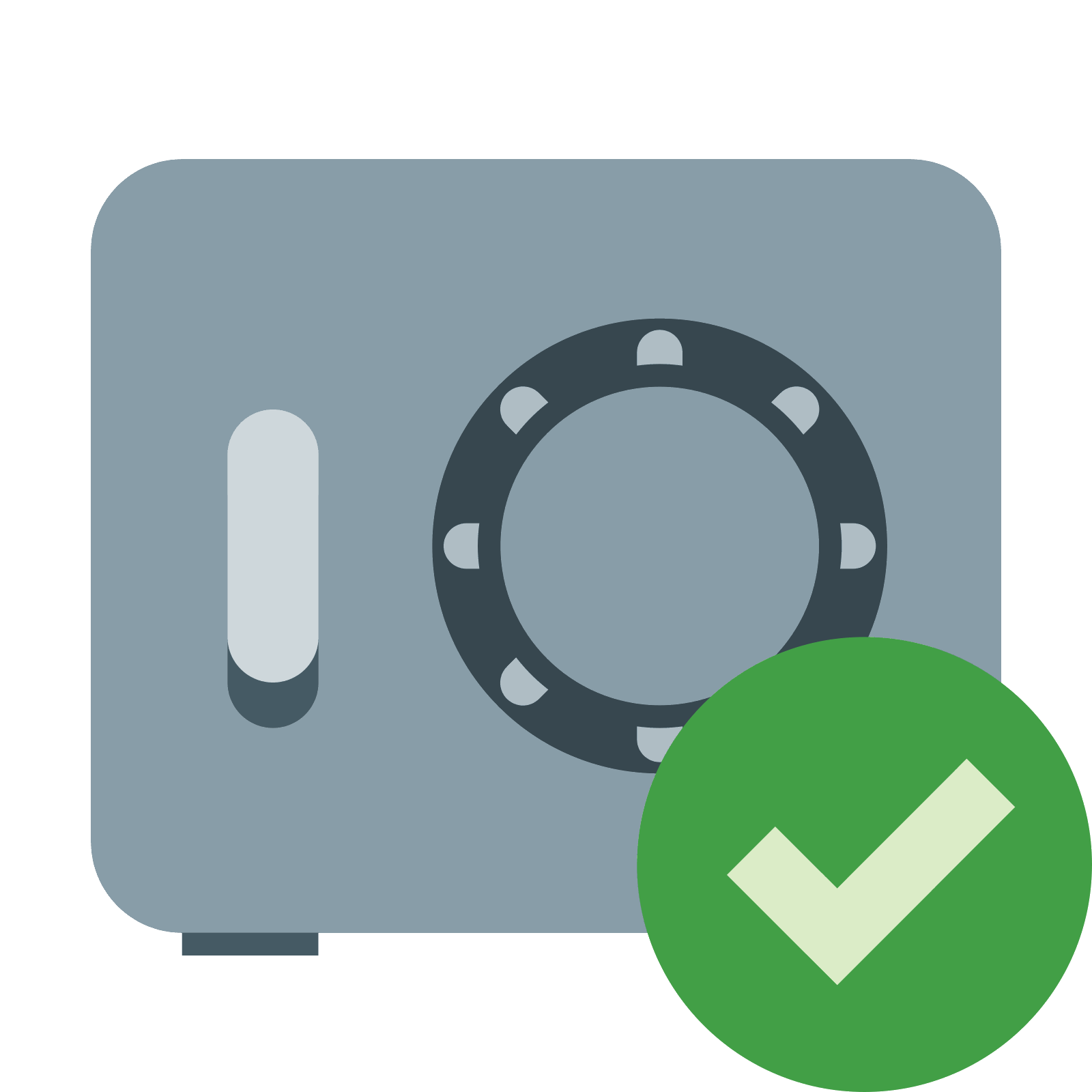 Safety icon png. Safe ok free download