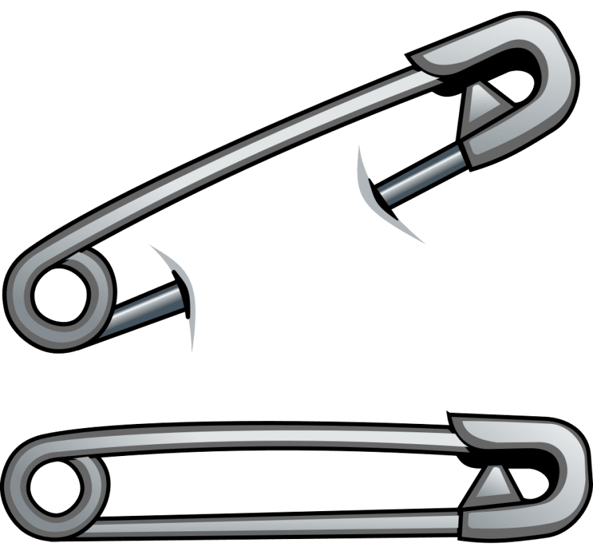 Safety pin png. Cyber free images toppng