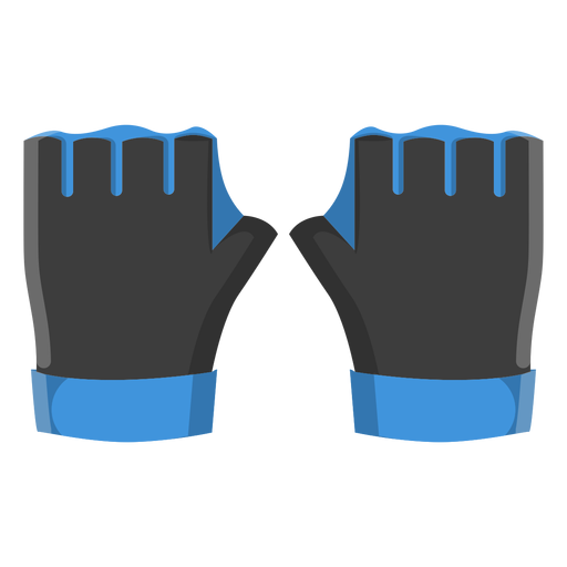 Glove vector safety. Diving gloves icon transparent