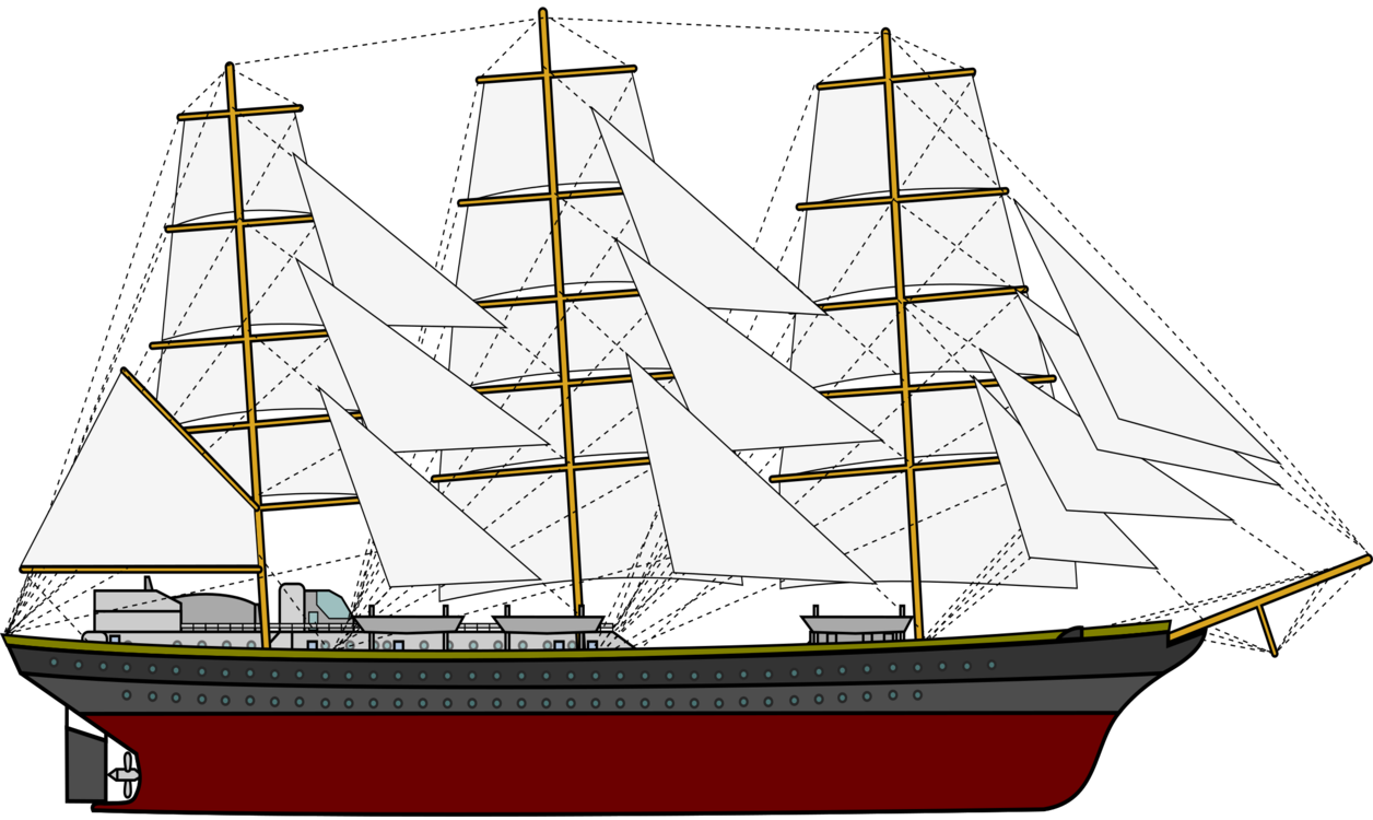 Sail clipart fleet ship. Sailboat sailing free commercial