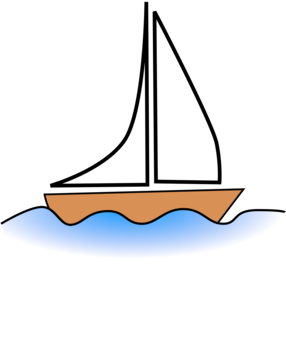 Sail clipart fleet ship. Anchor computer icons boat