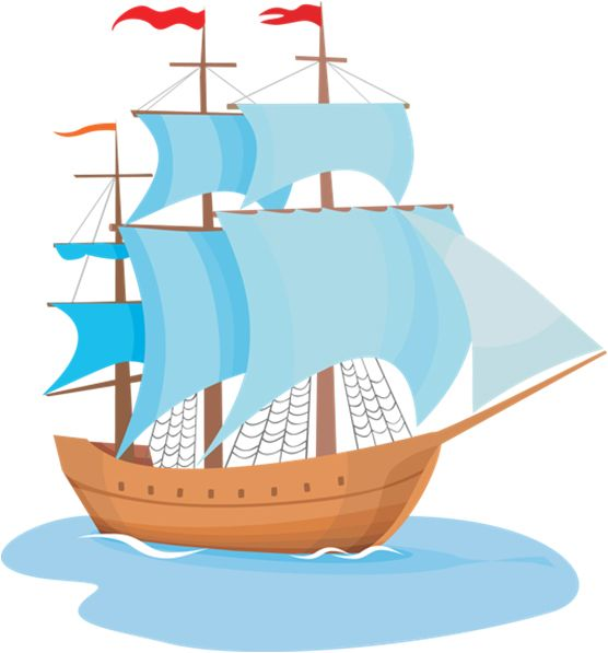 best clip art. Sail clipart large ship image library download