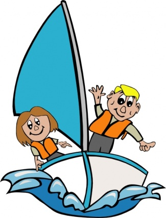 Sail clipart sailing sport. Free download of people image freeuse library