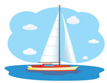 Sail clipart sailing sport. Search results for clip