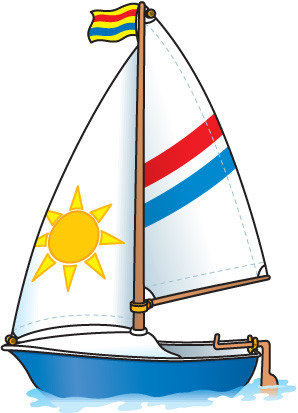 Sailboat free clip art. Sail clipart sale boat transparent library