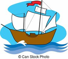 Sailing illustrations and clip. Sail clipart tall ship graphic freeuse