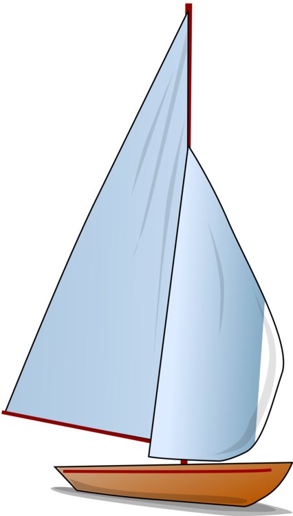 Sail clipart yatch. Sailing computer icons sailboat