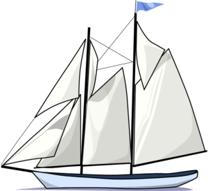 Yacht clip art at. Sail clipart yatch clip freeuse stock