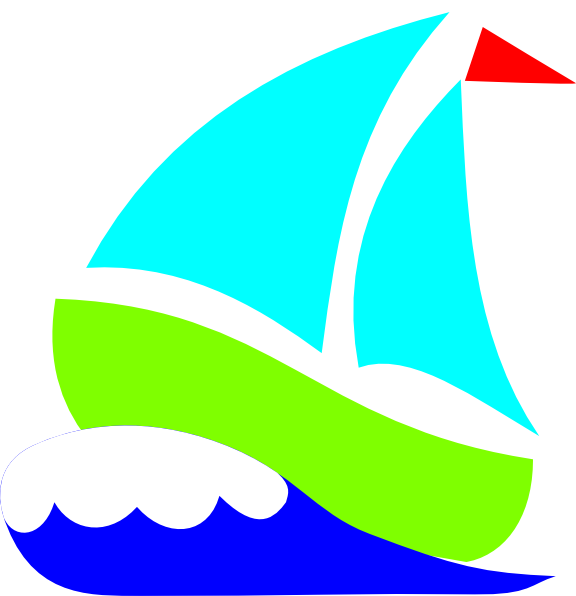 Sailboat clipart animated. Http wwwclkercom green free