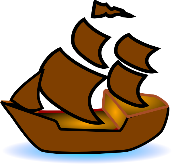 Sailboat clipart brown. Boat clip art at