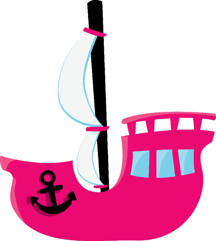 Sailboat clipart pink boat. Silhouette clip art at