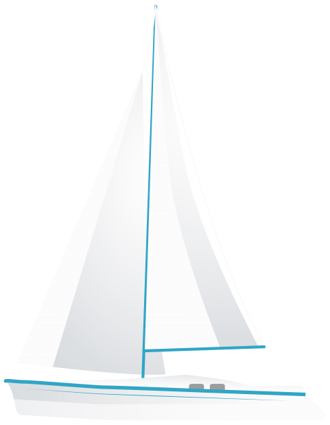 Sailboat clipart png. Download white photo toppng