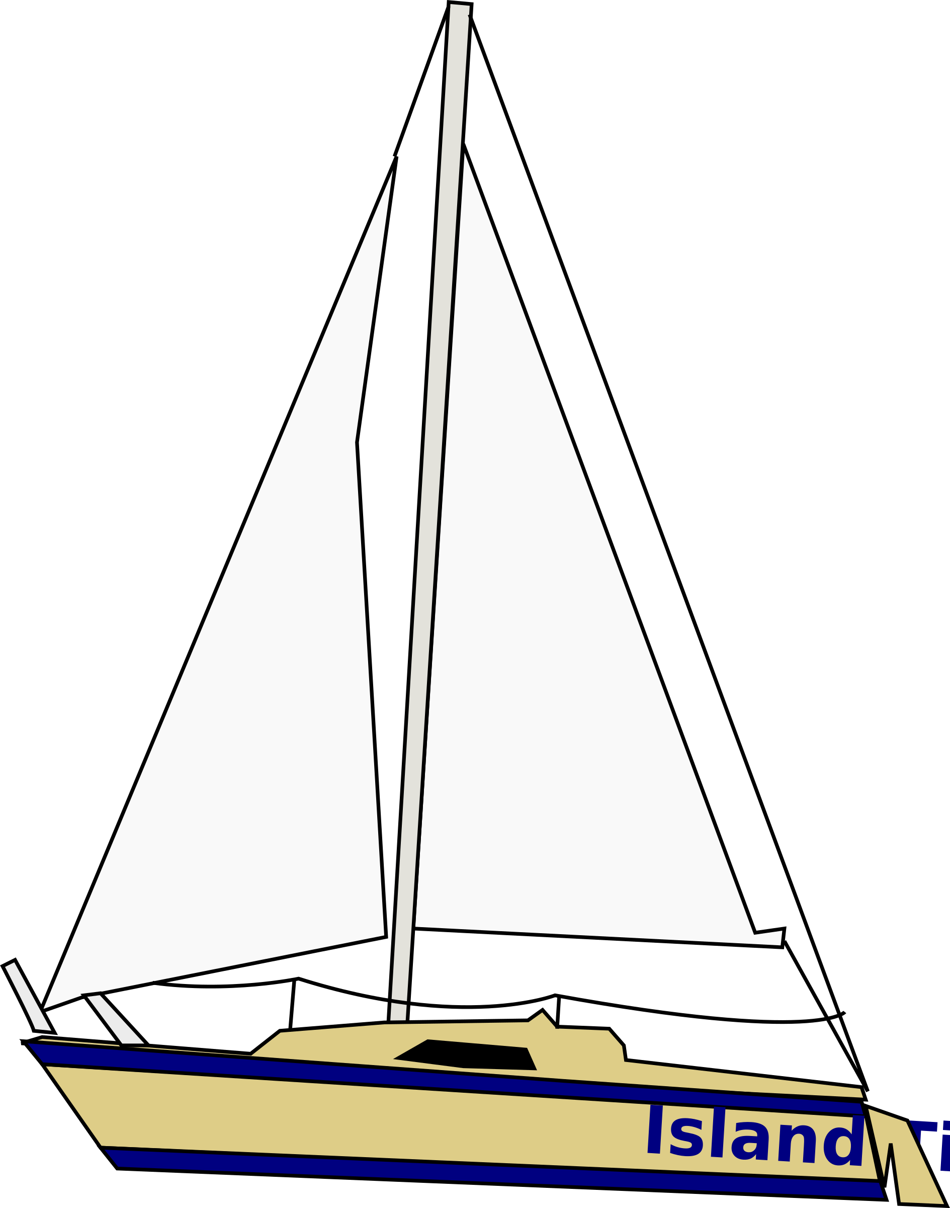 Sailboat .png. Island time icons png