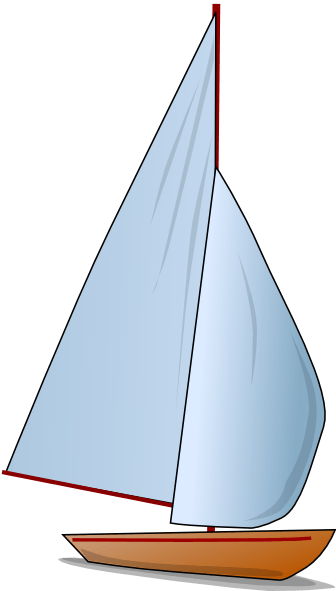 Sailboat png cartoon. Free boat clipart pictures