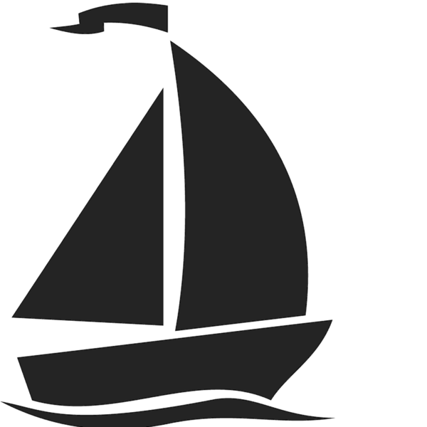Sailboat png silhouette. I m on a