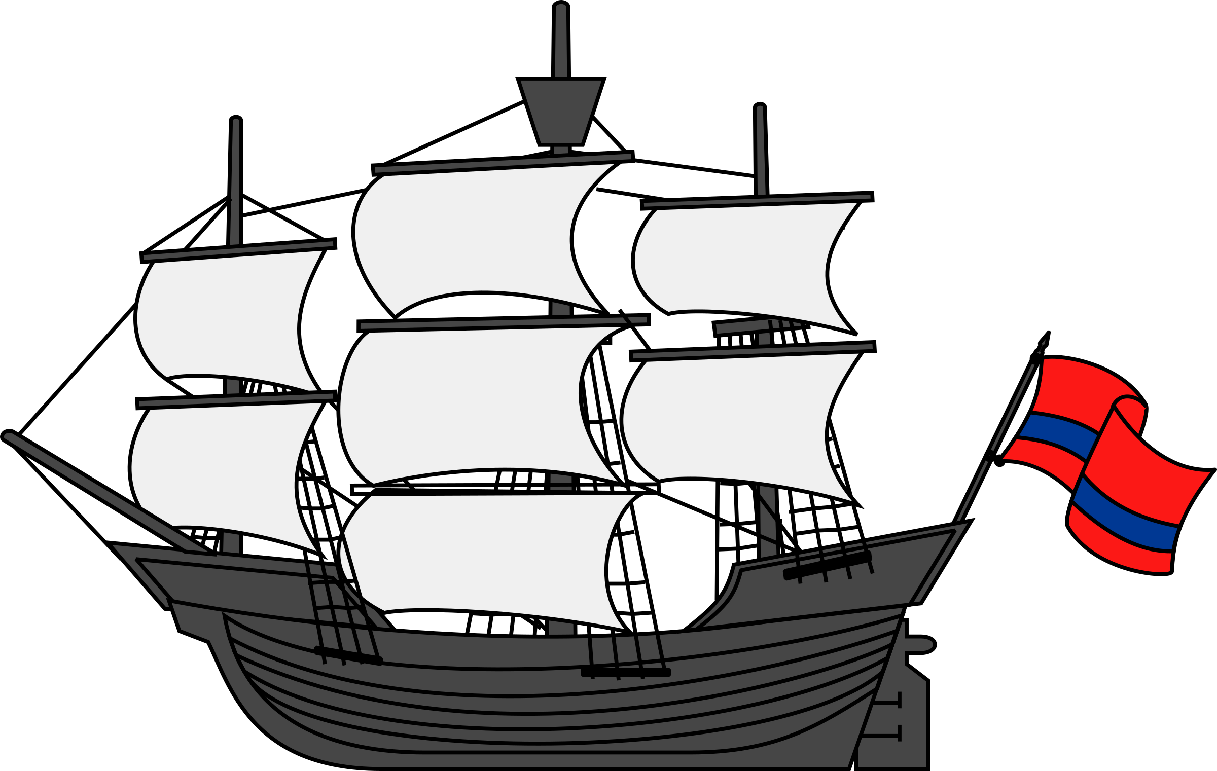 Sailing icons png free. Sail clipart tall ship clip royalty free stock