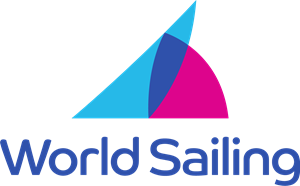 Sailing vector emblem design. World logo svg free