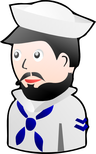 Sailor clipart. Toy clip art at