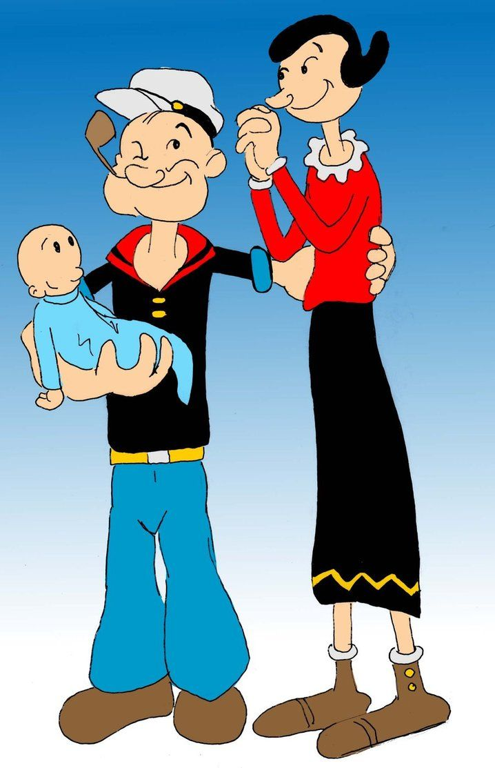 Sailor clipart olive oyl. Popeye yahoo search results