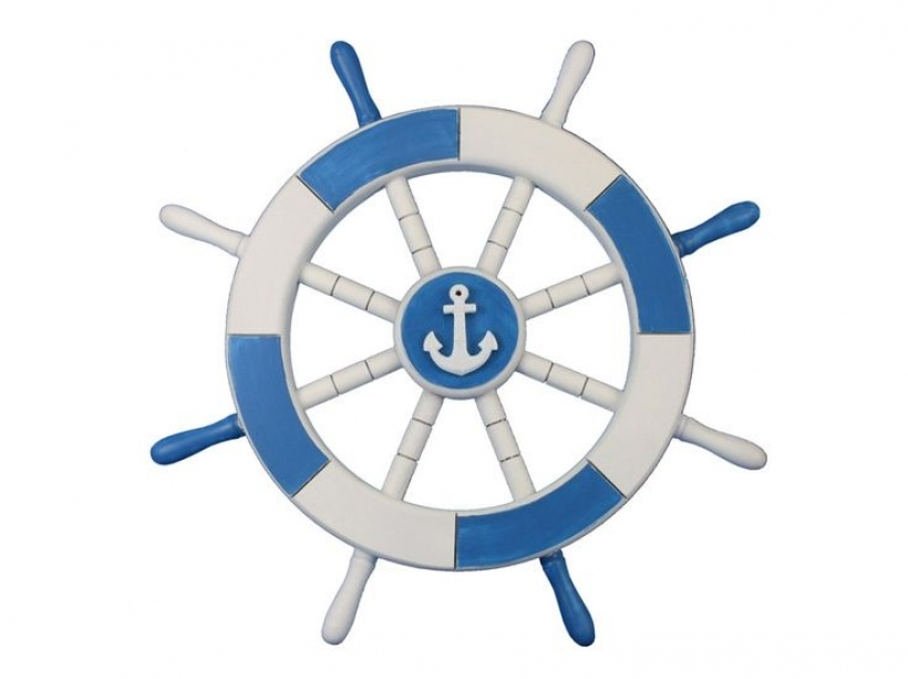 Sailor clipart wheel. Pencil and in color